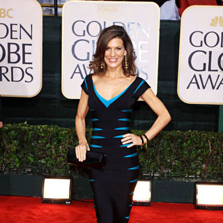 Perrey Reeves in 67th Golden Globe Awards - Arrivals