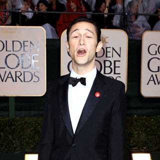 Joseph Gordon-Levitt in 67th Golden Globe Awards - Arrivals