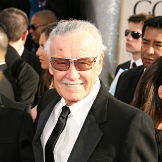 Stan Lee in 68th Annual Golden Globe Awards - Arrivals