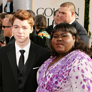 Gabourey Sidibe in 68th Annual Golden Globe Awards - Arrivals