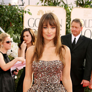 Olivia Wilde in 68th Annual Golden Globe Awards - Arrivals