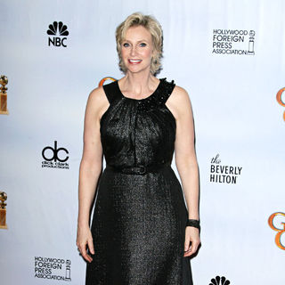 Jane Lynch in 68th Annual Golden Globe Awards - Press Room
