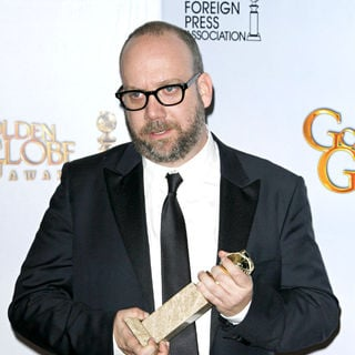 Paul Giamatti in 68th Annual Golden Globe Awards - Press Room