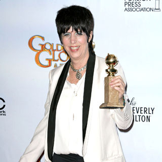 Diane Warren in 68th Annual Golden Globe Awards - Press Room