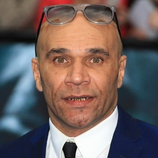 Prometheus UK Film Premiere - Arrivals - goldie-uk-premiere-prometheus-01