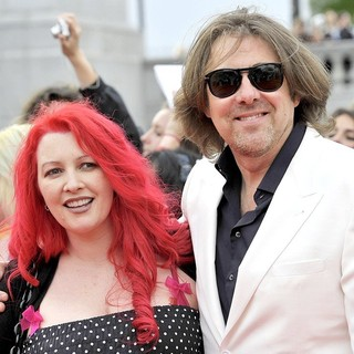 Jane Goldman, Jonathan Ross in Harry Potter and the Deathly Hallows Part II World Film Premiere - Arrivals