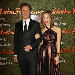 Tony Goldwyn, Liz Goldwyn in Opening Night Gala of The Wallis Annenberg Center for The Performing Arts
