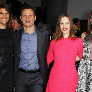 Tony Goldwyn, Liz Goldwyn in Premiere of Summit Entertainment's Divergent - Red Carpet Arrivals