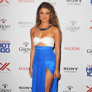 Golnesa Gharachedaghi in The Maxim Hot 100 Party - Arrivals