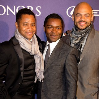 Cuba Gooding Jr., David Oyelowo, Anthony Hemingway in BET Honors 2012 - Red Carpet Arrivals