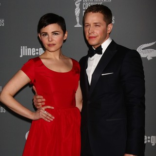 Ginnifer Goodwin, Josh Dallas in 15th Annual Costume Designers Guild Awards