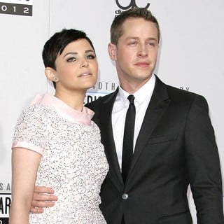 Ginnifer Goodwin, Josh Dallas in The 40th Anniversary American Music Awards - Arrivals