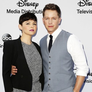 Ginnifer Goodwin, Josh Dallas in Disney Media Networks International Upfronts - Arrivals