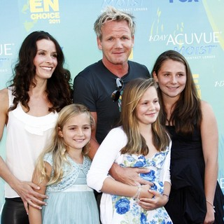Gordon Ramsay in 2011 Teen Choice Awards
