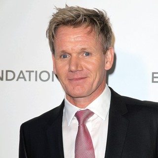 Gordon Ramsay in 21st Annual Elton John AIDS Foundation's Oscar Viewing Party