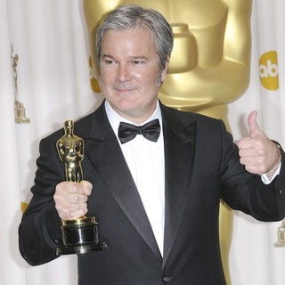 Gore Verbinski in 84th Annual Academy Awards - Press Room