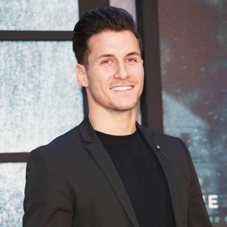 Gorka Marquez-The World Premiere of The Girl on the Train - Arrivals