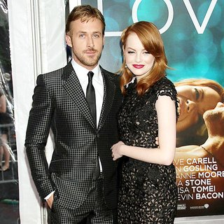 Ryan Gosling, Emma Stone in World Premiere of Crazy, Stupid, Love - Arrivals