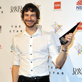 Gotye in The 26th Annual ARIA Awards 2012 - Pressroom - gotye-26th-annual-aria-awards-2012-pressroom-01