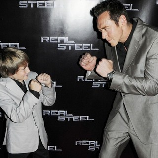 Dakota Goyo, Kevin Durand in Canadian Premiere of Real Steel
