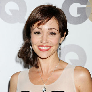 Autumn Reeser in The GQ 2010 Men of The Year Party