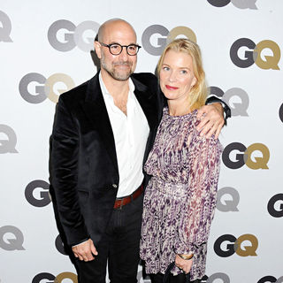 Stanley Tucci in The GQ 2010 Men of The Year Party