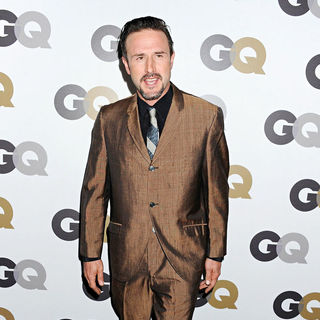 David Arquette - The GQ 2010 Men of The Year Party