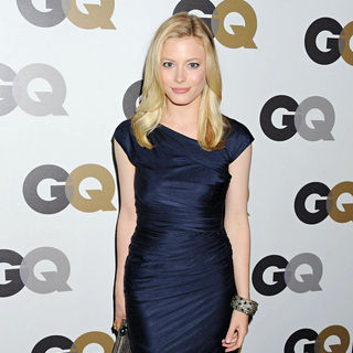 Gillian Jacobs in The GQ 2010 Men of The Year Party