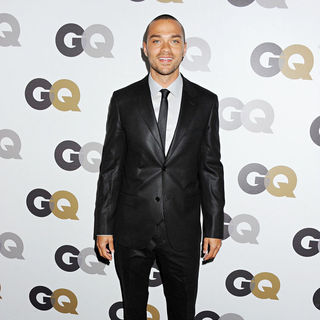 Jesse Williams in The GQ 2010 Men of The Year Party