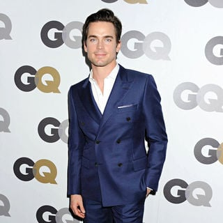 Matthew Bomer in The GQ 2010 Men of The Year Party