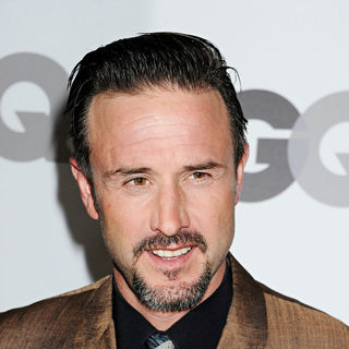 David Arquette in The GQ 2010 Men of The Year Party