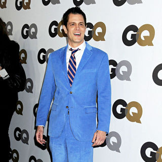Johnny Knoxville in The GQ 2010 Men of The Year Party
