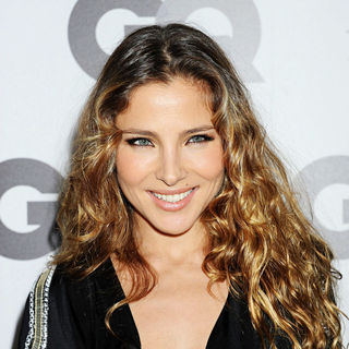 Elsa Pataky in The GQ 2010 Men of The Year Party