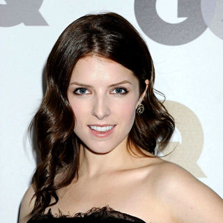 Anna Kendrick in The GQ 2010 Men of The Year Party