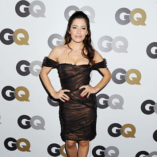 Sarah Shahi in The GQ 2010 Men of The Year Party