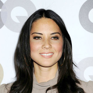 Olivia Munn in The GQ 2010 Men of The Year Party