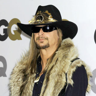 Kid Rock in The GQ 2010 Men of The Year Party