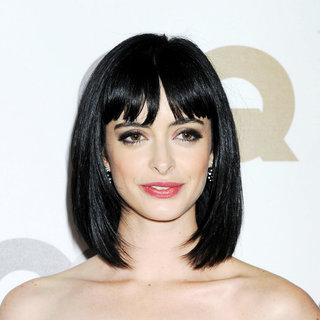 Krysten Ritter in The GQ 2010 Men of The Year Party