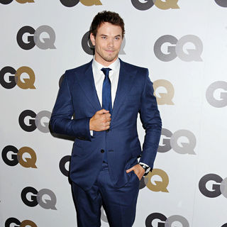 Kellan Lutz in The GQ 2010 Men of The Year Party