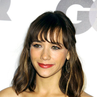 Rashida Jones in The GQ 2010 Men of The Year Party