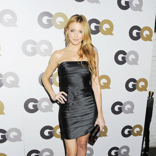 Katie Cassidy in The GQ 2010 Men of The Year Party