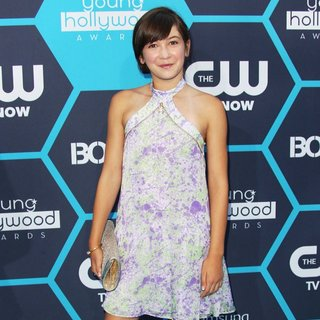 Grace Kaufman in The 16th Annual Young Hollywood Awards - Arrivals