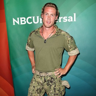 Grady Powell in NBC Universal Press Tour