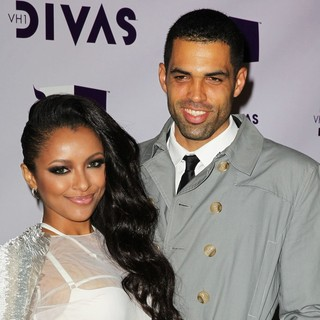 Katerina Graham, Cottrell Guidry in VH1 Divas 2012