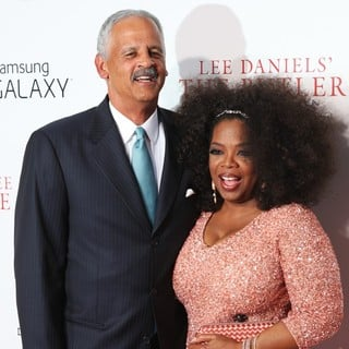 Stedman Graham, Oprah Winfrey in New York Premiere of Lee Daniels' The Butler - Red Carpet Arrivals