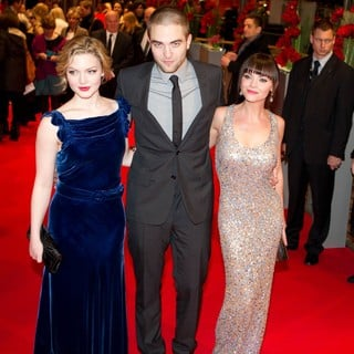 Holliday Grainger, Robert Pattinson, Christina Ricci in 62nd Annual Berlin International Film Festival - Bel Ami Premiere Red Carpet Arrivals