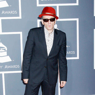 Elvis Costello in 52nd Annual Grammy Awards
