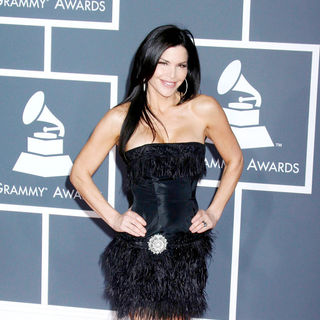 Lauren Sanchez in 52nd Annual Grammy Awards