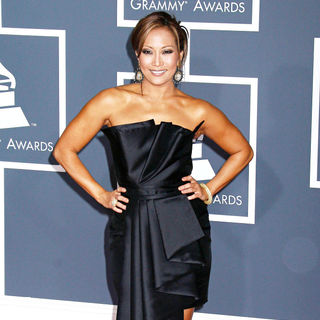 Carrie Ann Inaba in 52nd Annual Grammy Awards