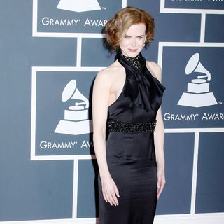 Nicole Kidman in 52nd Annual Grammy Awards